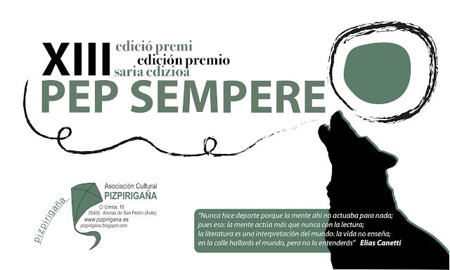 PREMIO PEP SEMPERE XIII0